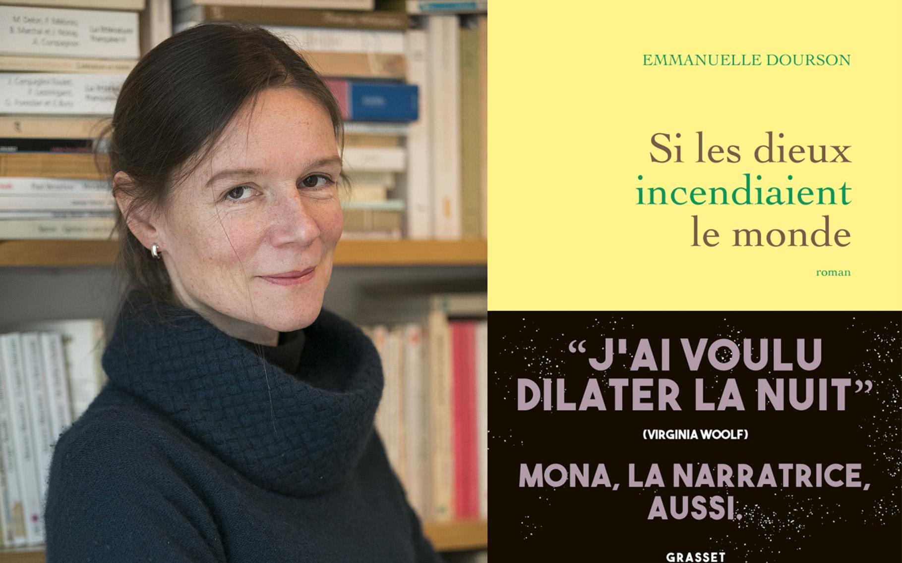 Coups de midi des Riches Claires : Rencontre avec Emmanuelle Dourson